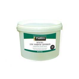 средство защитное краска садовая на водной основе TURY 2,4кг