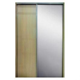 дверь раздвижная 704х2250 мм зеркало