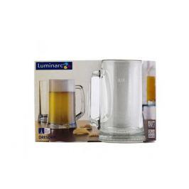набор кружек д/пива LUMINARC Дрезден 2шт. 500мл стекло