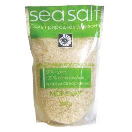 соль д/ванн Морская с мор.водорослями 1кг