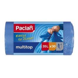 мешки для мусора PACLAN Multitop 35 л, 30 шт
