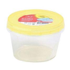 контейнер для продуктов, 0,7 л, 8х12 см, пластик,