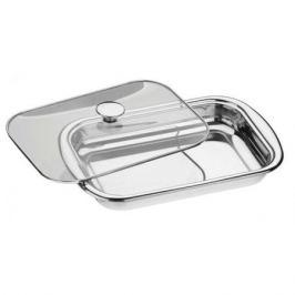 блюдо TRAMONTINA д/подачи и запекания 38х25х5,5см с крышкой