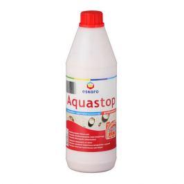 грунт влагоизолятор Eskaro Aquastop Prof концентрат 1л, арт.0808