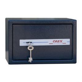 сейф офисный ONIX LS-25K 250x350x250мм ключ замок