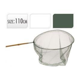 сачок с бамбуковой ручкой 110см в асс-те