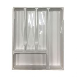 поддон для ложек и вилок, 485х385Х45 мм, белый