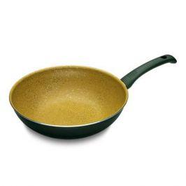 сковорода-вок ILLA Bio-Cook Oil 28 см антипр. покр. алюм.