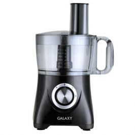 кухонный комбайн GALAXY GL2302 800Вт, 3 насадки, черный