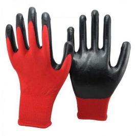 перчатки нейлоновые с нитриловым покрытием 10 р-р