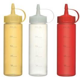бутылка для соуса COSMOPLAST, 250 мл, пластик