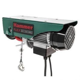 лебедка электрическая HAMMER Flex ETL500 250кг 500Вт