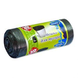 мешки для мусора ANTELLA 20 л, 50 шт, 45х48 см, 6 мкм, полиэтилен