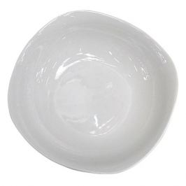 тарелка глубокая Quadro, 19,5см, фарфор