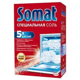 соль для ПММ SOMAT, 1,5 кг
