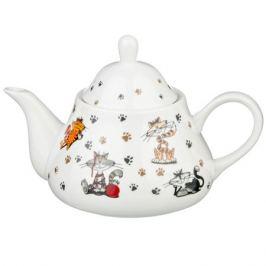 чайник заварочный LEFARD Веселые друзья 350мл фарфор