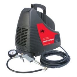 компрессор FUBAG Handy Master Kit, 1,1 кВт, 180 л/мин, и 5 предметов
