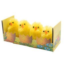 набор пасхальный Цыплята 4шт 4см