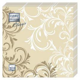 салфетки Home Collection Грация 3см 3-сл. 20шт.