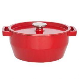 кастрюля PYREX 3,6 л, цвет красный