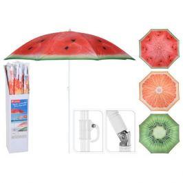 зонт пляжный Фрукт d176см асс-те