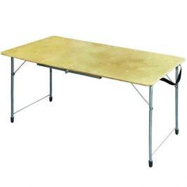 стол уличный Ника 100х50х48см фанера складной