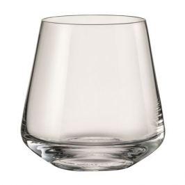 набор стаканов CRYSTALEX Сандра 6шт. 400мл низкие стекло