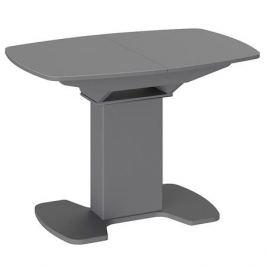 стол ПОРТОФИНО 1100(1415)х750 мм, раскладной, стеклянный