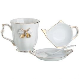 набор чайный LEFARD Venezia 1/4 300мл фарфор