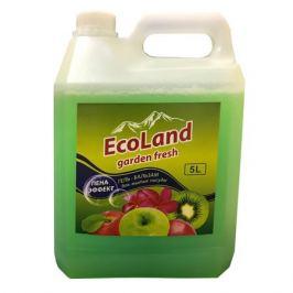 средство д/посуды ECOLAND Garden Fresh Пена-эффект 5л гель-бальзам