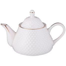 чайник заварочный LEFARD Диаманд Голд 350мл фарфор
