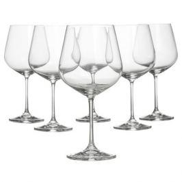 набор бокалов CRYSTALITE BOHEMIA Паола 2шт. 600мл вино стекло
