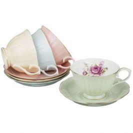набор чайный LEFARD Времена года 4/8 200мл фарфор