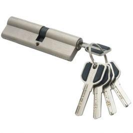 цилиндр ключевой MSM 70мм 30+40 матовый никель