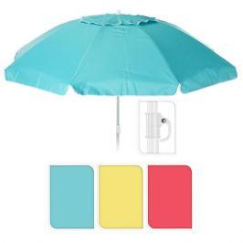 зонт пляжный d180см h188см полиэстер асс-те