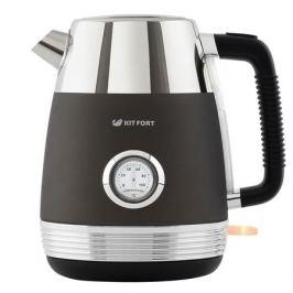 чайник KITFORT КТ-633-1 2150Вт 1,7л металл графит