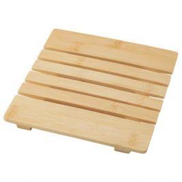 подставка п/горячее HANS&GRETCHEN 18х18х1,2см бамбук