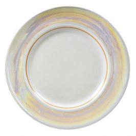 тарелка десертная ДОБРУШ Голубка Люстр, 20см, фарфор