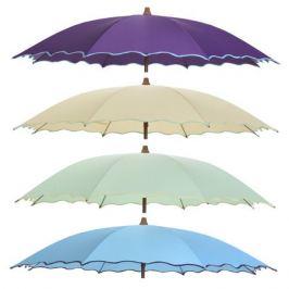 зонт пляжный d180см h200см в асс-те