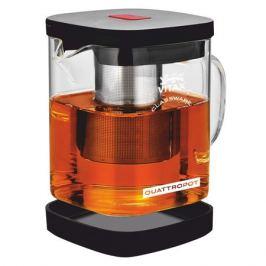 чайник зав. 4в1 VITAX Warkworth 1100мл термостекло/пластик/нерж.сталь/силикон