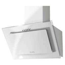 вытяжка LEX MIKA G 500 WHITE 50см 700куб бел.стекло