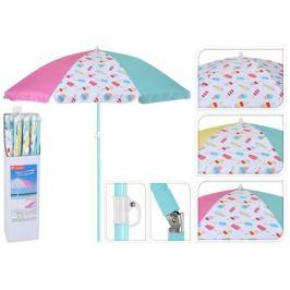 зонт пляжный Мороженое d176 полиэстер в асс-те