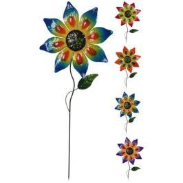 штекер Цветок, 61х18 см металлический, в асс-те