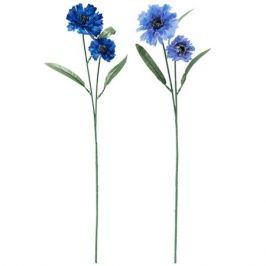 растение искусственное Василёк 55см цвет в асс-те