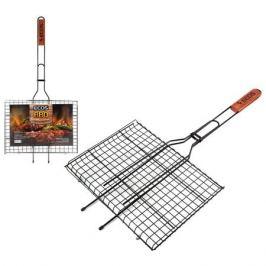 решетка-гриль ECOS 25х35х2см с антипригарным покрытием