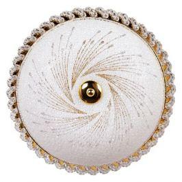 светильник настенно-потолочный Sunniva 3х60Вт E27 золото