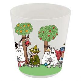 стакан PLAST TEAM Moomin milky 270мл пластик