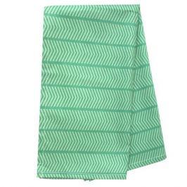полотенце кухонное BONITA Ботаника 35х61см зеленое, арт.21010818031
