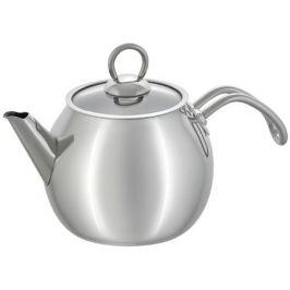 чайник заварочный КАТЮША София с крышкой 1,2л нерж.сталь