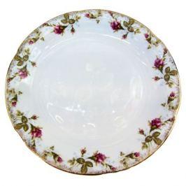 тарелка CMIELOW Камелия Шиповник 27см обеденная фарфор